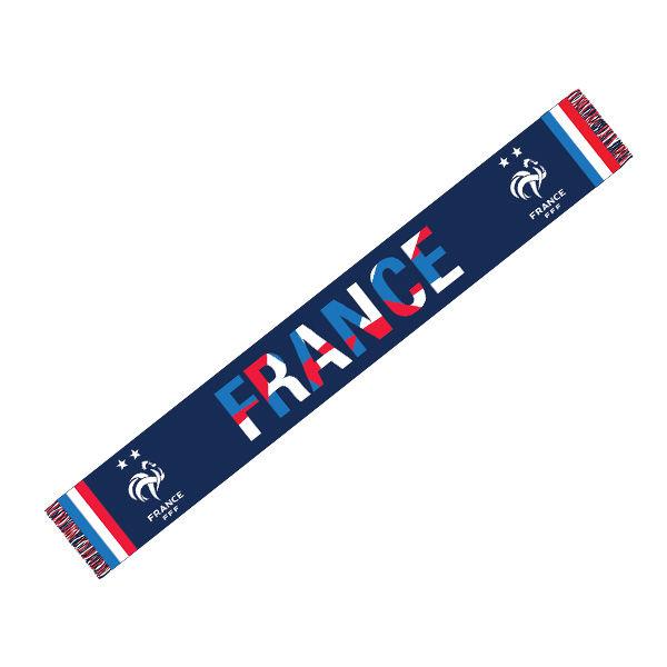 Écharpe Officielle Fff®   2 Étoiles   Accessoires textile ... 443d5c32b00