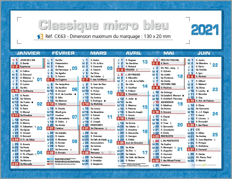 Petit Calendrier De Banque   Calendriers publicitaires   KelCom 8657d6240ad0