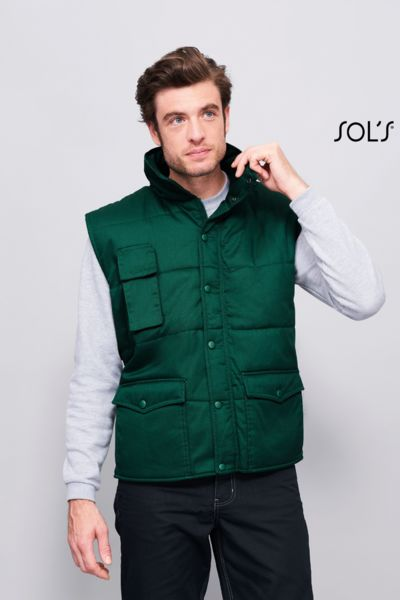 Bodywarmer personnalisable | Worky