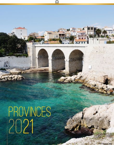 calendrier photos de provinces