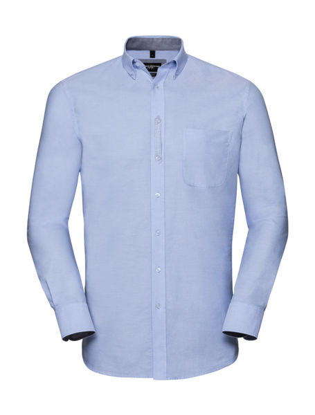 Chemise personnalisable | Tailored Oxford Blue Oxford Navy 1