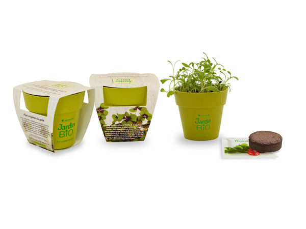 Kit de plantation publicitaire | Aconite