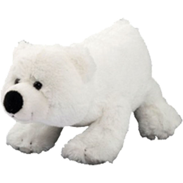 Peluche personnalisable | Ours Polaire Blanc