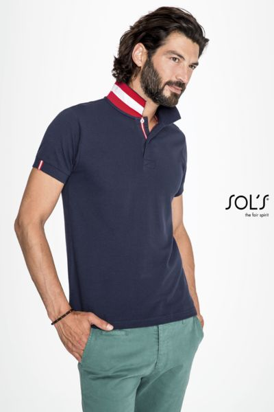 Polo publicitaire | Patriot