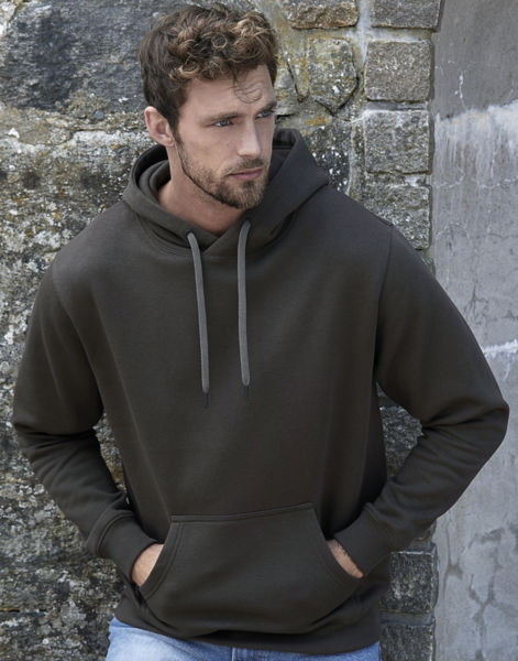 Sweat publicitaire | Hooded Dark Olive
