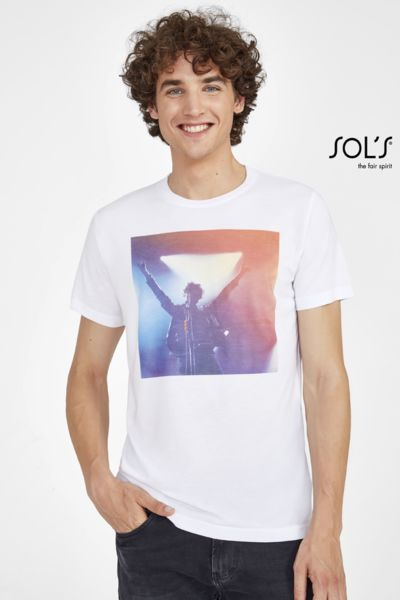 T-shirt personnalisable | Sublima