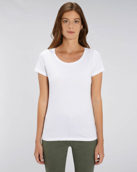 Tee-shirt personnalisable | Stella Lover White 8
