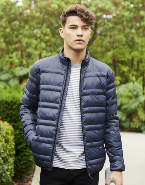 Veste personnalisable | Firedown Navy French Blue
