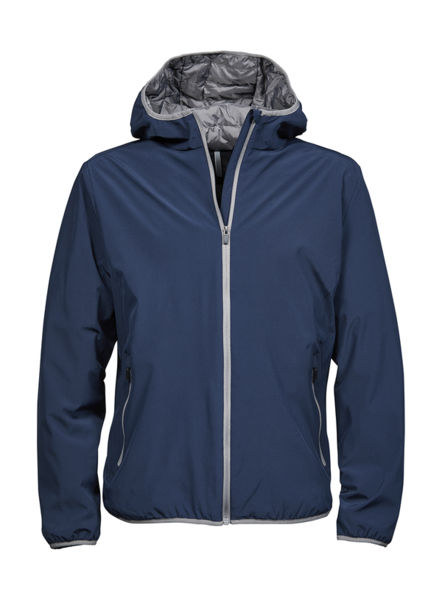 Veste personnalisable | Competition Navy Light Grey 1