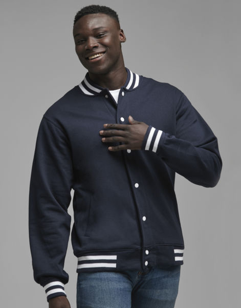 Veste personnalisable | Campus Navy White Navy