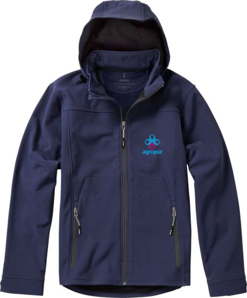 Softshell personnalisable | Langley Marine 7