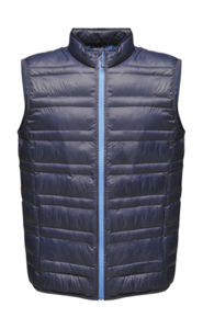 Bodywarmer personnalisable | Firedown B Navy French Blue 1