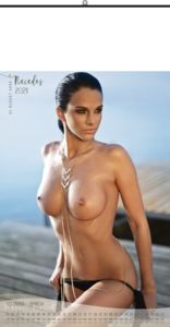 calendrier charme femme 3