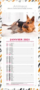 calendriers animaux 3