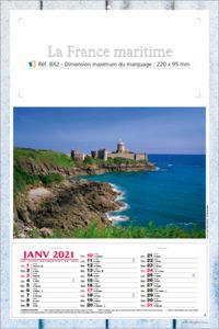 calendriers France maritime 3