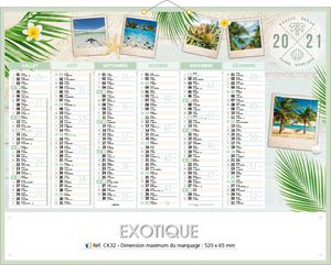 calendriers paysages 1