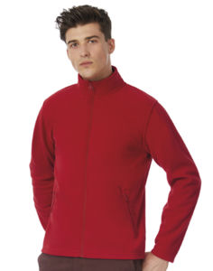 Polaire publicitaire | Fleece Full Red