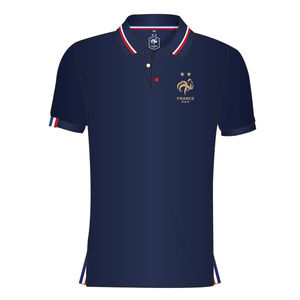 Polo Officiel FFF® Uni | 2 Étoiles