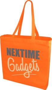 Tote bag personnalisable | Odessa Orange 3