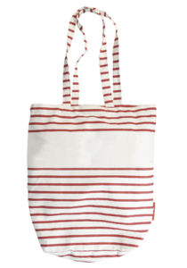 Sac shopping publicitaire | Sloopone Rouge