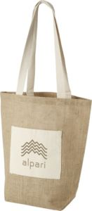 Sac shopping personnalisable | Calcutta Naturel 2