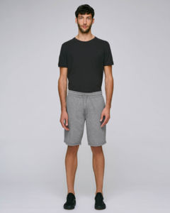 Short publicitaire | Shortens Mid Heather Grey