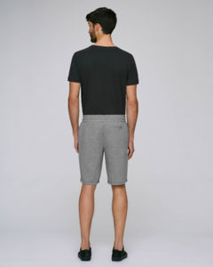 Short publicitaire | Shortens Mid Heather Grey 2