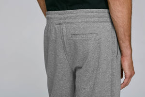 Short publicitaire | Shortens Mid Heather Grey 3